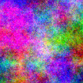 Colorful Abstract by Cassie Peters