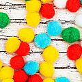Colorful Bonbons by Tom Gowanlock