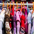 Colorful Coats by Tom Gowanlock