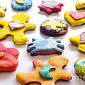 Colorful Cookies by Carlos Caetano