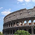 Colosseum by John Johnson