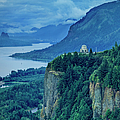 Columbia River Gorge by Brian Jannsen