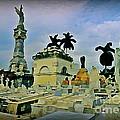 Columbus Cemetary Havana by John Malone
