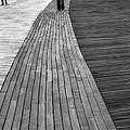 Coney Island Boardwalk by Jeff Breiman