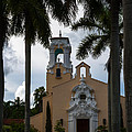 Congregational Church Of Coral Gables by Ed Gleichman