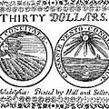 Continental Banknote, 1776 by Granger
