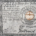 Continental Currency, 1779 by Granger