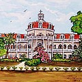 Convent Of Mary Immaculate by Lois    Rivera