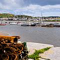 Conway Harbour by Mark Llewellyn