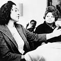 Coretta Scott King (1927-2006) by Granger