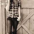 Country Girl by Janice Byer