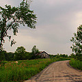Country Road by Jim Vance