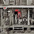 Country Store Coca-cola Signs Dorothea Lange Photo Gordonton North Carolina July 1939-2014 by David Lee Guss
