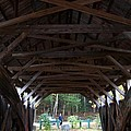 Covered Bridge by Catherine Gagne