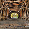Covered Bridge  by Scott Wood