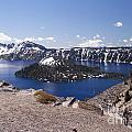 750p Crater Lake Oregon by NightVisions