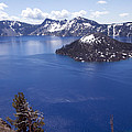 Crater Lake 03 by NightVisions