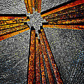 Cross Of Nails by Pattie Calfy