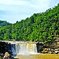 Cumberland Falls by Frozen in Time Fine Art Photography