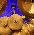 Cymbals by Philip  Dammen