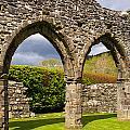 Cymer Abbey Snowdonia by Mark Llewellyn