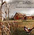 Dad Happy Father's Day by Randall Branham