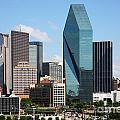 Dallas Skyline by Bill Cobb