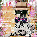 Dalmatian Bowtie Collection by Marvin Blaine