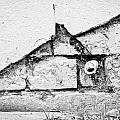 Damaged Wall by Tom Gowanlock