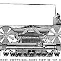 Daugherty Typewriter, 1895 by Granger