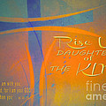 Daughters Of The King by Beverly Guilliams