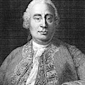 David Hume  Scottish Historian And by Mary Evans Picture Library