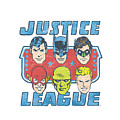 Dc - Faces Of Justice by Brand A