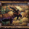 Deco Moose by JQ Licensing