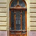 Decorative Door by Dave Mills
