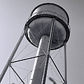Deer Lodge Montana Water Tower by Cathy Anderson