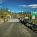 Denali Highway, Route 8, Bridge Crosses by Panoramic Images