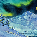 Denali Night by Teresa Ascone