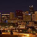 Denver Skyline by Amy Fregoso