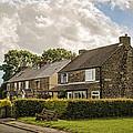 Derbyshire Cottages by Amanda Elwell