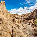 Desert And Blue Sky by Jess Kraft
