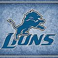 Detroit Lions by Joe Hamilton