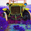 Diamond T Touring Car C.1911 Ghost Town South Pass City Wyoming 1971-2009 by David Lee Guss