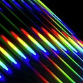 Diffracted Light Pattern by Pasieka