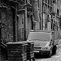 Dirty Back Streets Mono by Antony McAulay