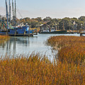 Dockside Paradise by Dale Powell