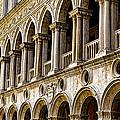 Doges Palace - Venice Italy by Jon Berghoff