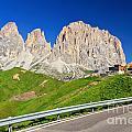 Dolomiti - Sella Pass by Antonio Scarpi