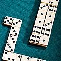 Domino by Luis Alvarenga