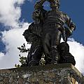 Donner Party Monument  by Jason O Watson